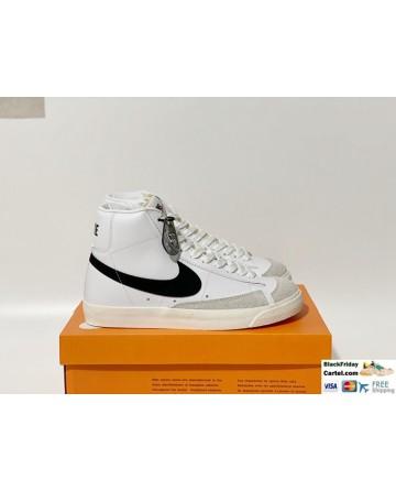 Nike Blazer Mid '77 Vintage Men's Shoes White & Black