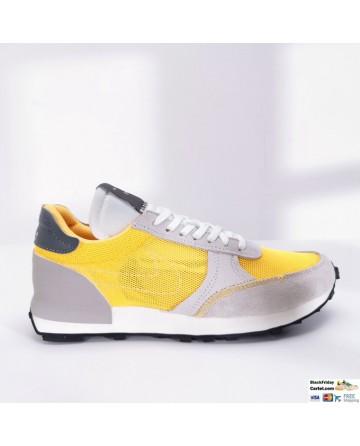 Nike Daybreak Low-top Sneakers Yellow & Grey