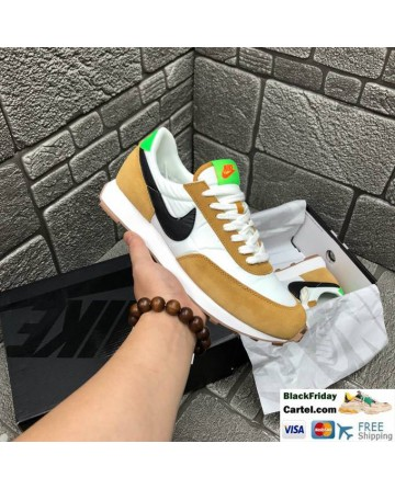 Nike Daybreak SP Suede and Mesh Sneakers