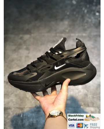 Nike DIMSIX Trainer Black Men's Running Shoes