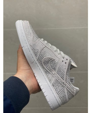 Nike Dunk Low x CPFM Spiral Sage - Wolf Grey Premium