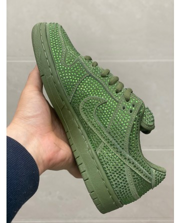 Nike Dunk Low x CPFM Spiral Sage Sneakers 2021 New Nike