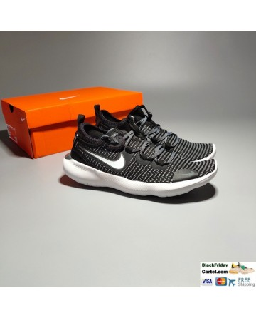 Nike Flex 2020 RN Black & White Running Shoes