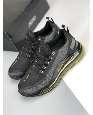 Nike Max 720C Men's Shoes Black & Grey