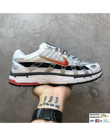 Nike P-6000 CNPT Multicolor Running Shoes