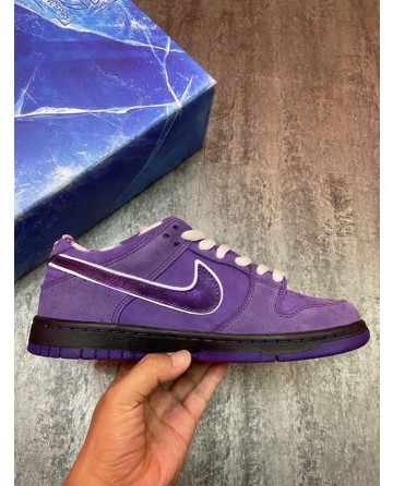 Nike SB Dunk Low x Concepts Purple Lobster low Sneaker