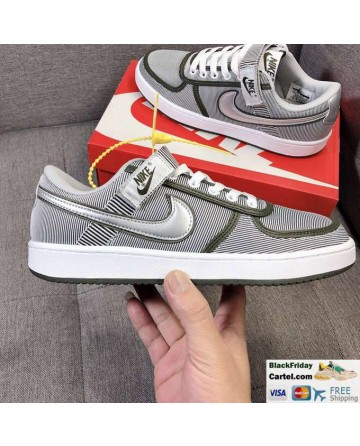 Nike Vandal Low GS DS Silver Sneakers