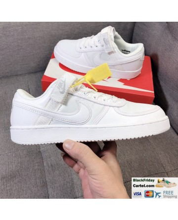 Nike Vandal Low GS DS Vintage White Sneakers
