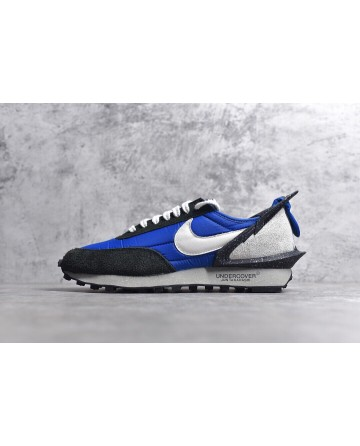 Nike x Undercover Daybreak Sneaker Shoes Black & Blue & White