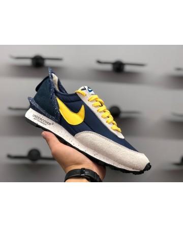 Nike x Undercover Daybreak Sneaker Shoes Blue & Yellow