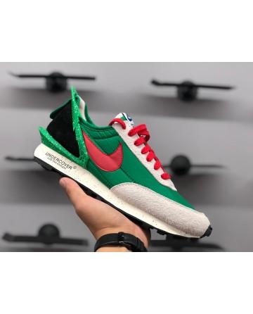 Nike x Undercover Daybreak Sneaker Shoes Green & Red