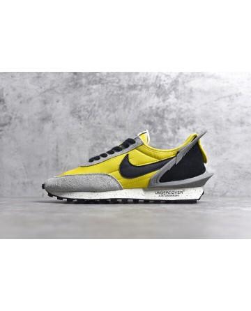Nike x Undercover Daybreak Sneaker Shoes Grey & Yellow & Black