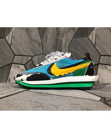 Sacai X Nike Ldv Waffle Daybreak Men Running Shoe Premium