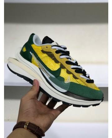 Sacai x Nike Pegasus Vaporfly Fashion Sneakers Five-layer sole
