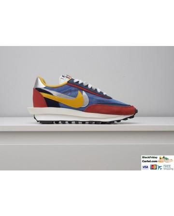 Sacai x Nike Pegasus Vaporfly Sneakers In Multicolor