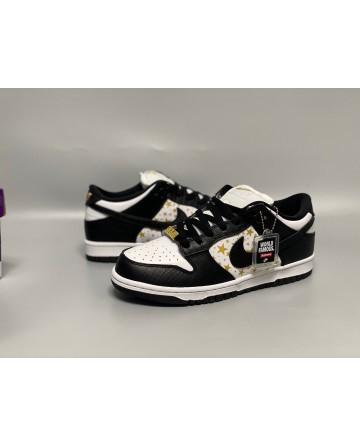 Supreme x Nike SB Dunk Low crocodile skin-covered Sneaker for Summer 2021