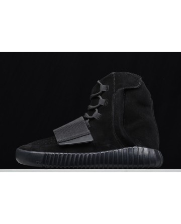 Yeezy 750 Boost Black Shoes For Sale