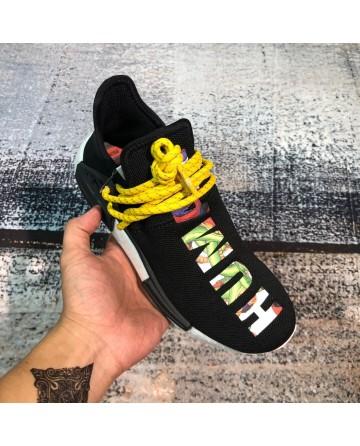 Replica Adidas 菲董 NMD Black Shoes