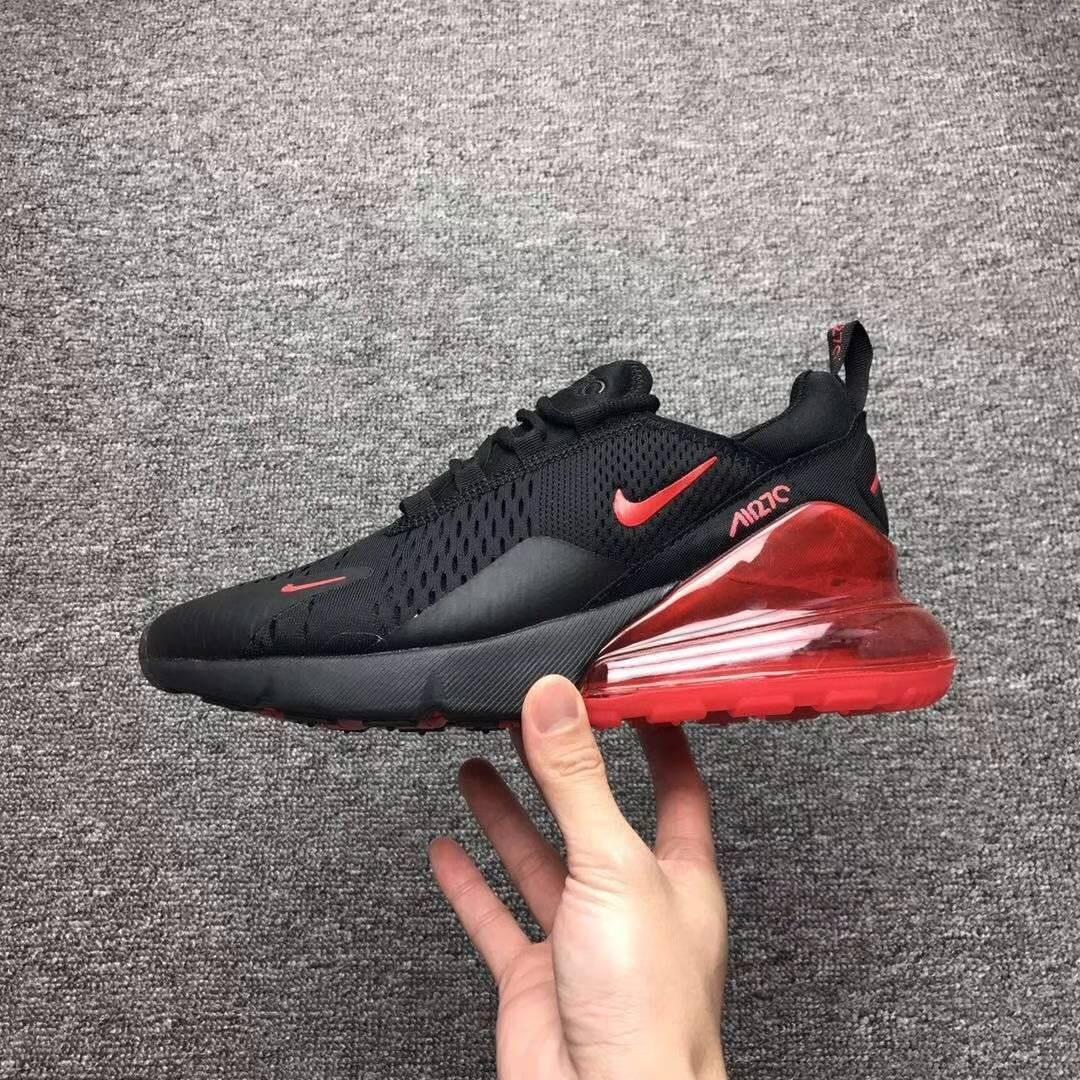 big sale 864c0 a7589 Replica Nike Air Max 27C Red Black Shoes
