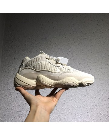 Replica High Quality Adidas Yeezy Boost 500  White Shoes